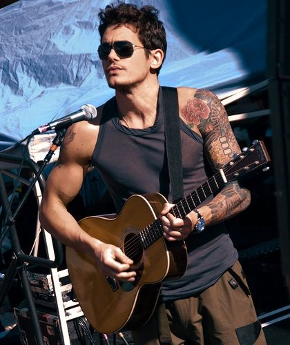 My John Mayer.