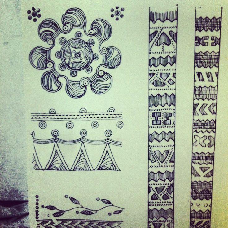 Romanian embroidery patterns