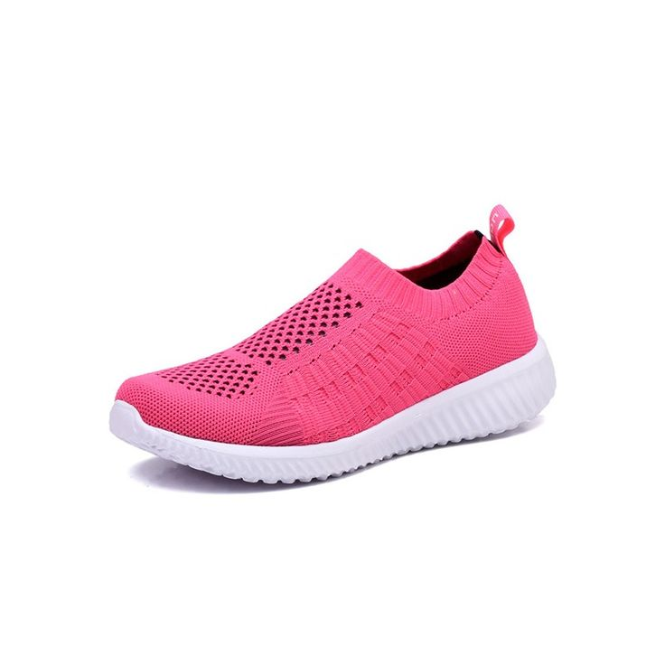 Women Casual Soft Mesh Sport Running Outdoor Flat Shoes
