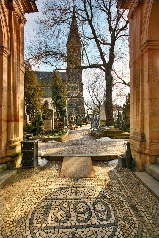 Vyšehrad, Prague, Czch Republic
