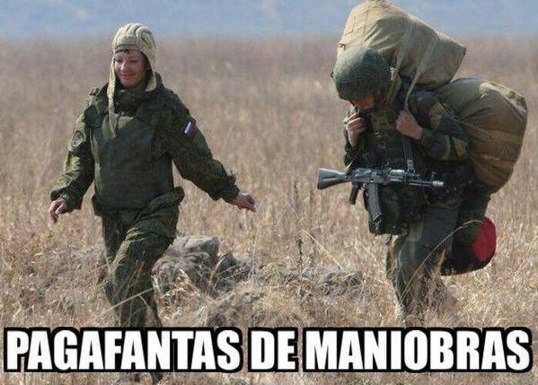 Pagafantas del Ejército