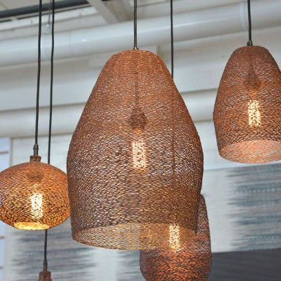 Cone Pendant Hermon and Hermon commercial
