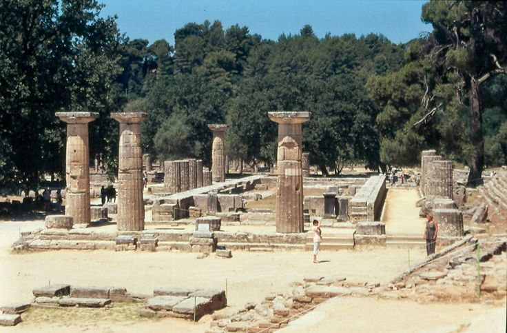 The Temple of Hera. Photo:http://www.panoramio.com/photo/5746301