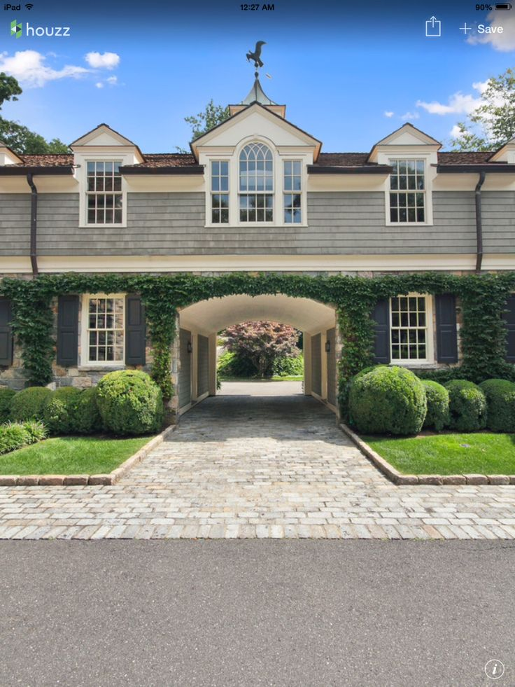 232 Best Images About Shingle Style Houses On Pinterest