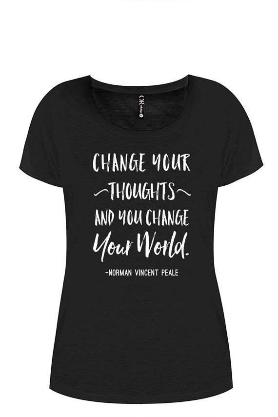 Change your thoughts and you change your world by ToastStationery