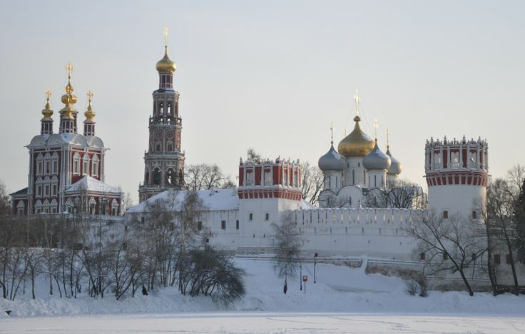 The Convent in winter