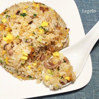 焼き飯 パラパラ レシピ