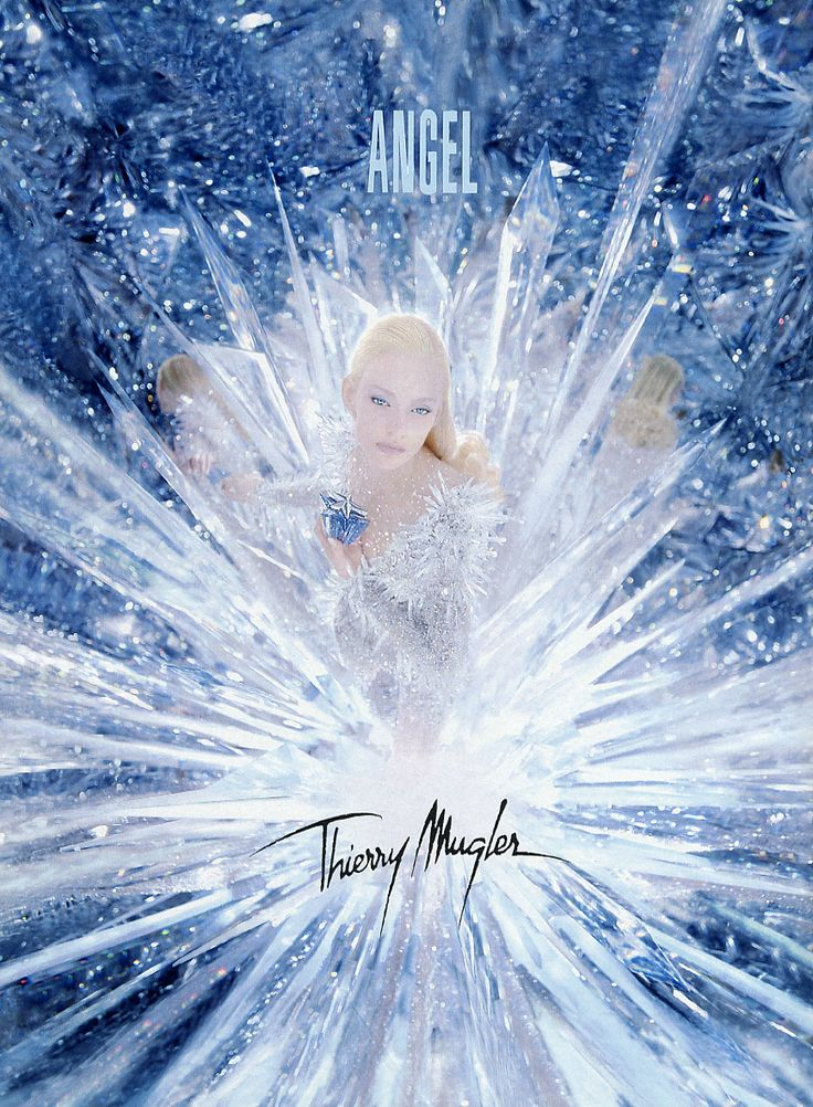 Thierry Mugler ♥ Angel - This is the most amazing fragrance! I always have this and Coco Mademoiselle
