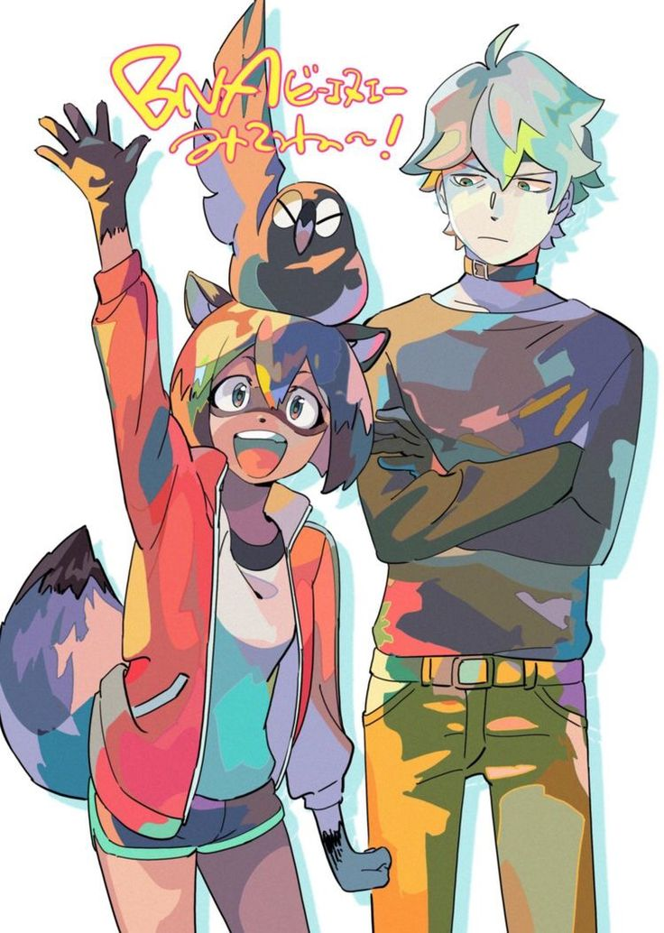 Pin by CrunchyCracker on BNA in 2020 Anime furry, Furry