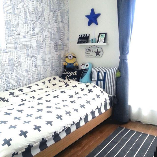 気持ち良く眠れるベッドリネン 3ブランド | RoomClip mag | 暮らしと ... 北欧風布団カバー
