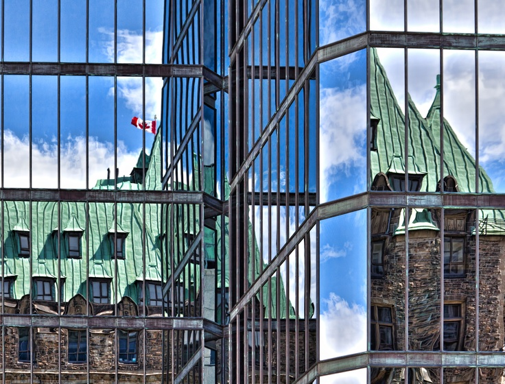 Old and New in Ottawa