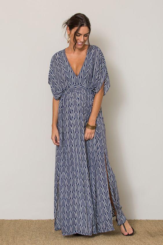Vestidos Para Verão- Dicas E Modelos