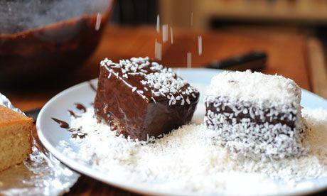 Great Australian Bake Off: Dan Lepard's small bake recipes