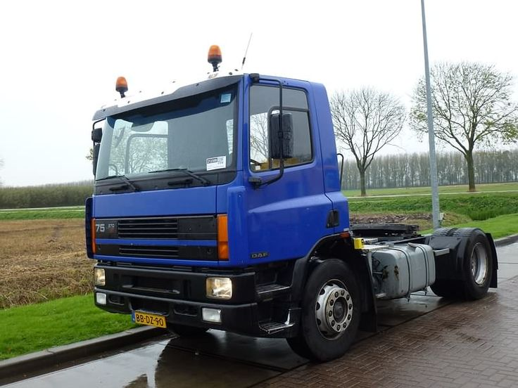 For sale: Used and second hand - Tractor unit DAF 75.270