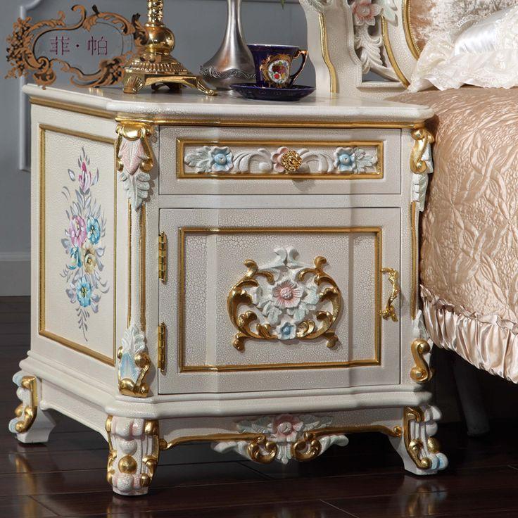 Итальянская мебель спальни Творческий подарок перо Стол спальня шкаф 2016 новый дизайн