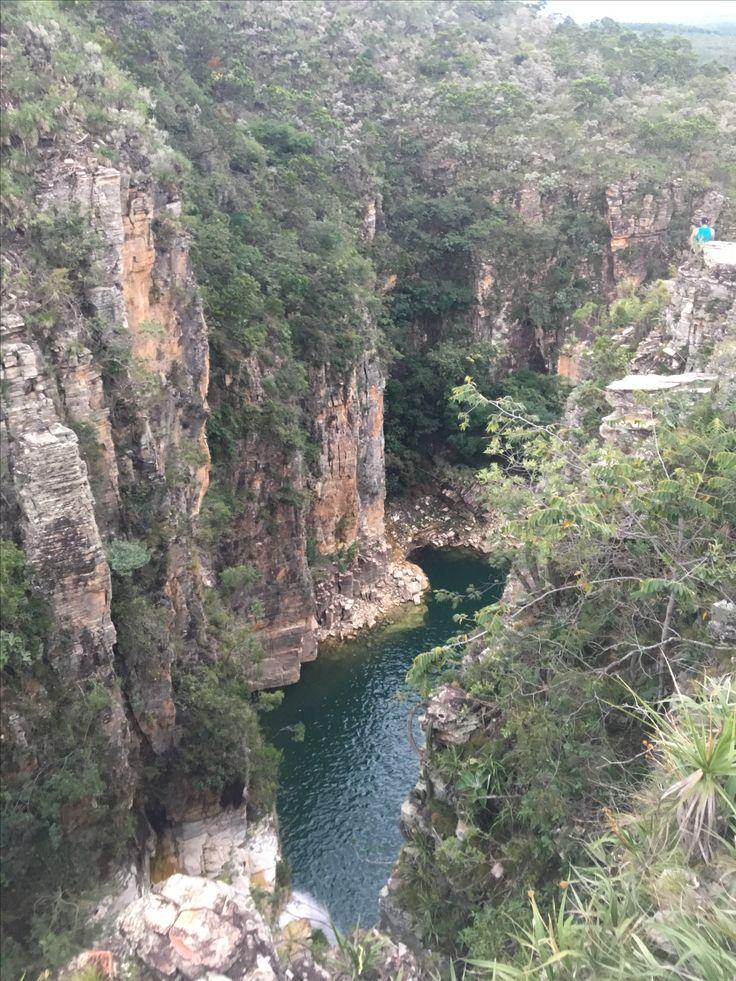Canyons do Lago de Furnas. Capitólio - MG, 2017.