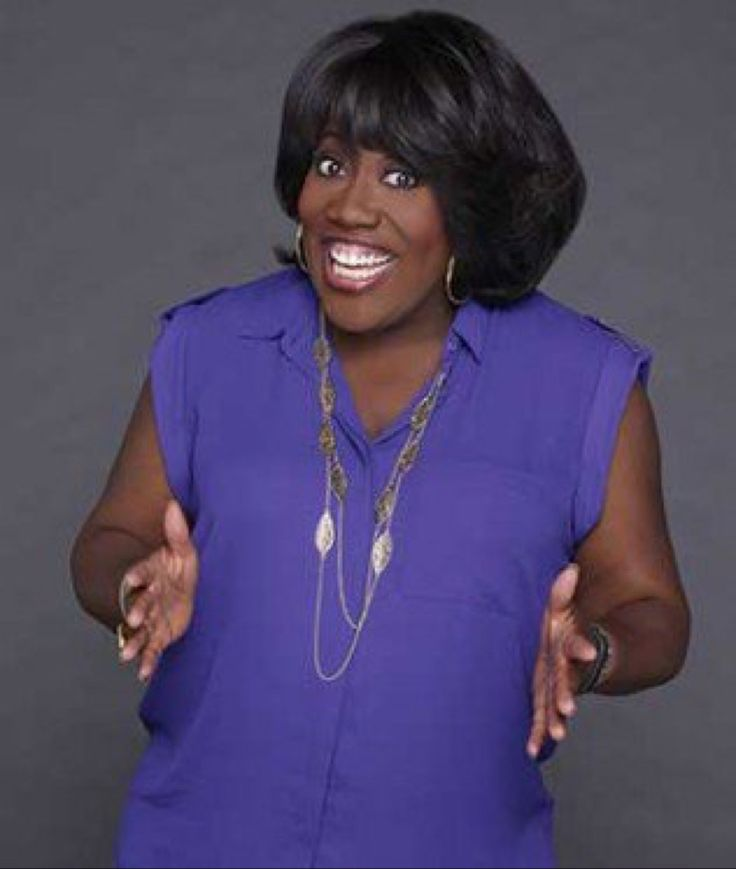 Sheryl Underwood.  Funny lady.  The Talk Show.