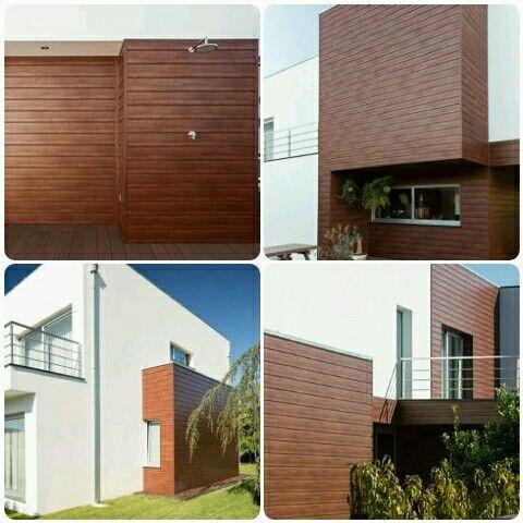 Revestimiento de fachada en pvc celular, n revestimiento de fachada de pvc, ligero, gran variedad de colores, fácil montaje y estética inigualable.