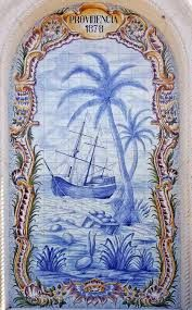 portugal tiled gardens - Google Search