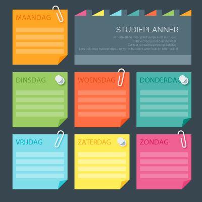 Studieplanners - BijlesXtra