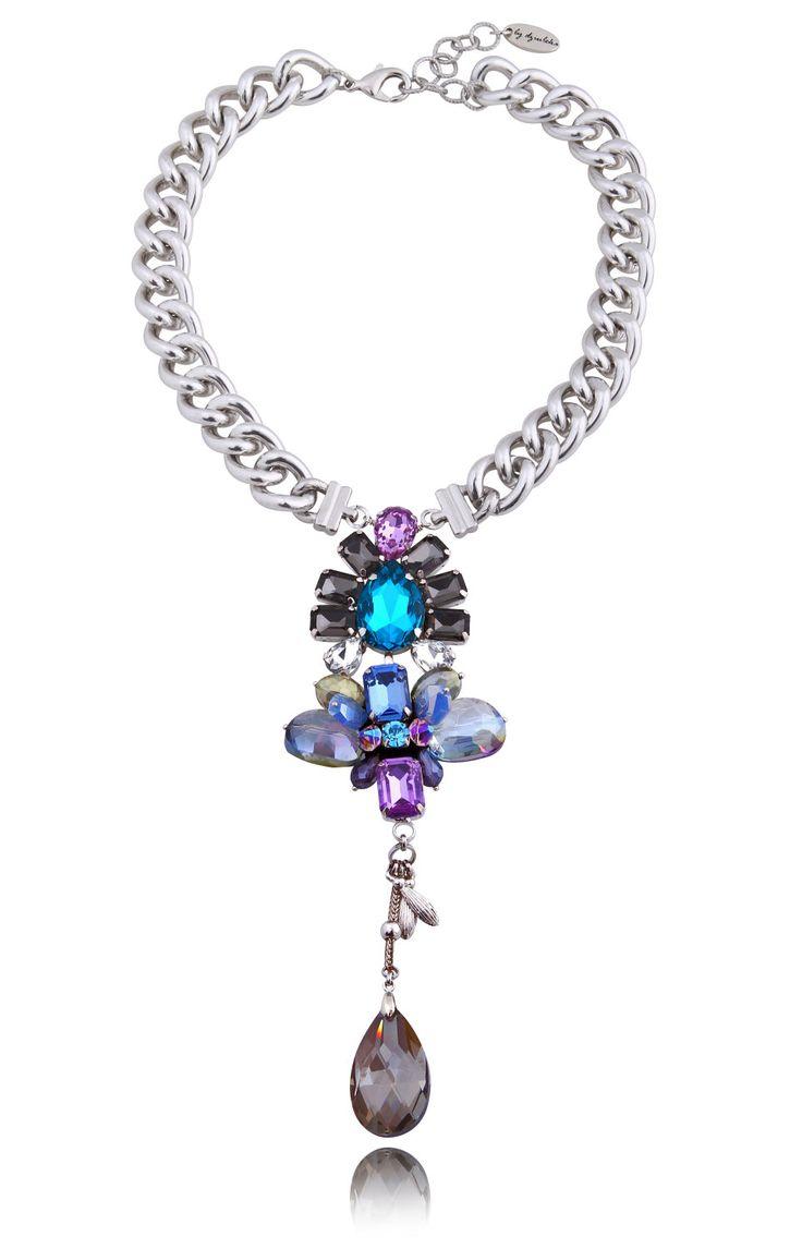 Naszyjnik NMS0105 #ByDziubeka naszyjnik/necklace
