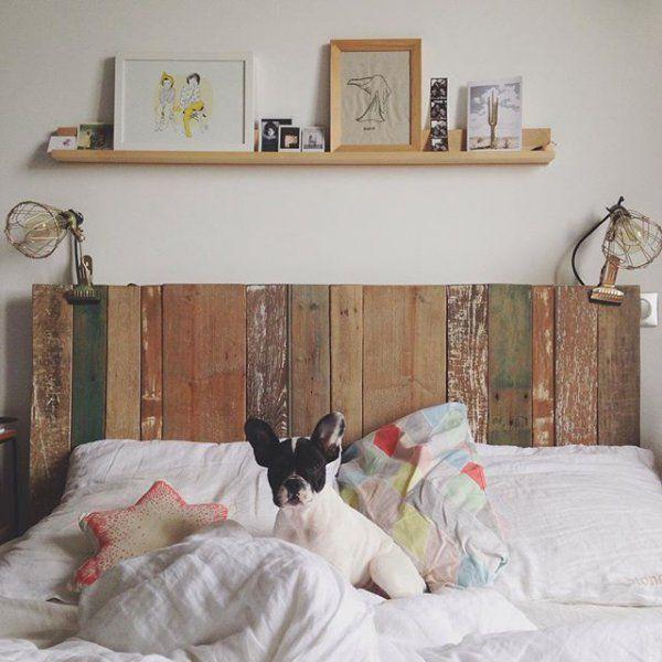 17 meilleures id es propos de mobilier indien sur - Tete de lit en bois fait maison ...