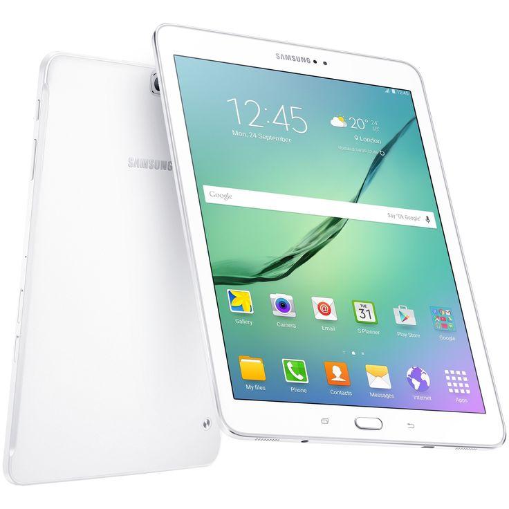 "Samsung Galaxy Tab S2 SM-T813 32 GB Tablet - 9.7"" - Wireless LAN Octa, #SM-T813NZWEXAR"