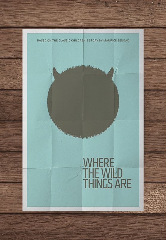 Where the wild things are film pinterest the wild for Minimalist stuff