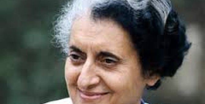 indira gandhi speech Annotations on indira gandhi's speech with full summary and techniques she used.