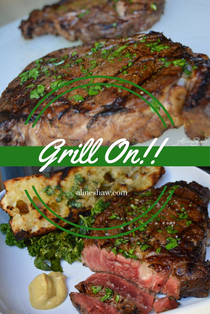 Ribeye | Steak | Barbecue Grill | Date Night | Summer Recipes | Easy Recipes | Summer Recipes