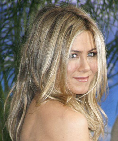 100 best darkmiddle blonde with highlights images on pinterest warm multi dimensional blonde with highlights jennifer anniston come see the girls at cutler 2 salon in college station to for a beautiful super hip pmusecretfo Images