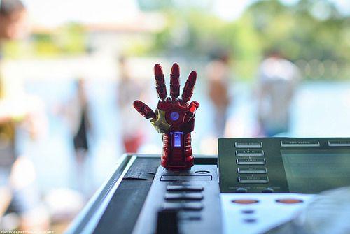 Power   ZOOK Electronic Music Photographer