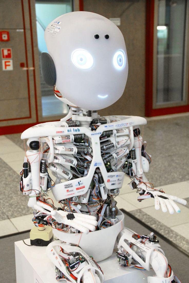 20 best Robotics news images on Pinterest | Robotics, Robots and ...