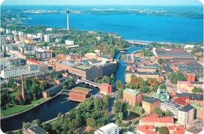 Tampere, my hometown <3