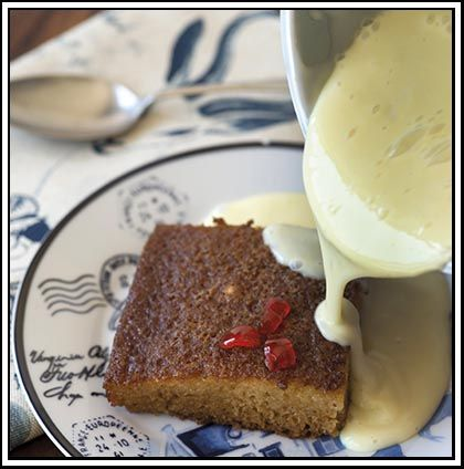 The Malva Pudding recipe is one of our favourites, Best enjoyed hot on a cold evening!