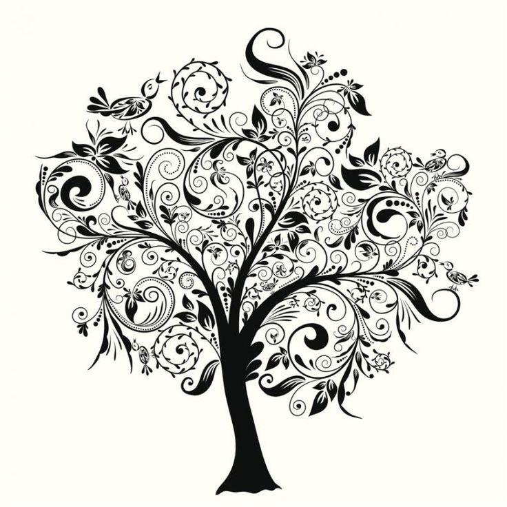 Resultado de imagen de arbol genealogico tatuaje