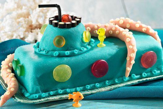 U-Boot-Kuchen