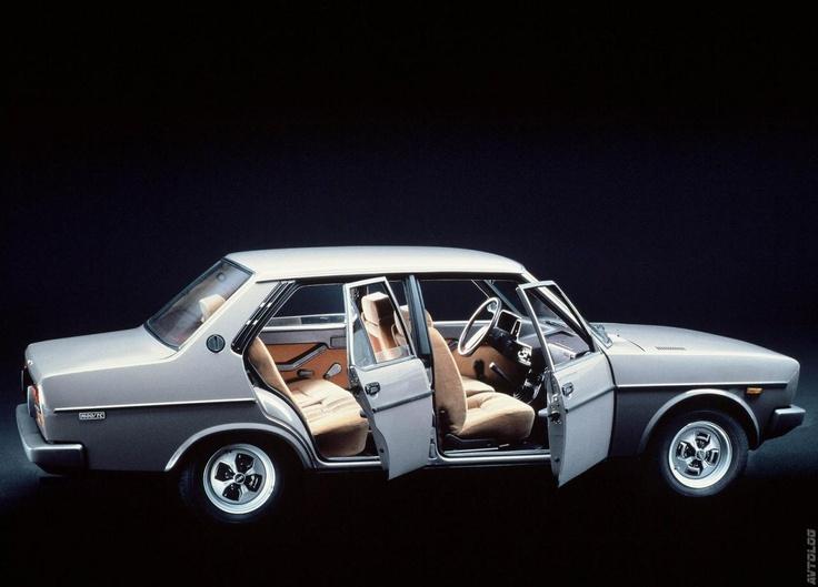 Fiat 131 Supermirafiori - 1978