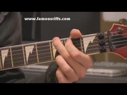 Learn Electric Guitar Lessons - How To Play WONDERFUL TONIGHT - Easy Guitar Riffs.  See more videos at: www.playleadguitarvideos.com