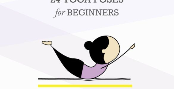 24 Essential Yoga Poses For Beginners Videos Fitwirr In 2020 Yoga Poses For Beginners Cool Yoga Poses Essential Yoga Poses