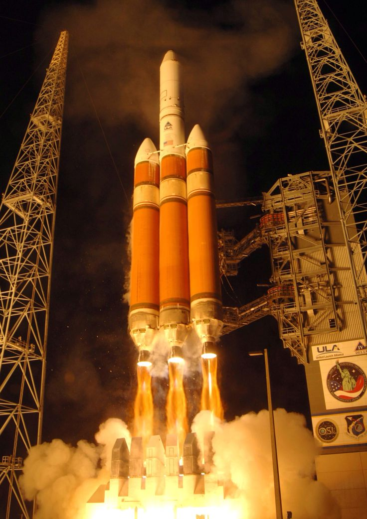 delta space rocket - photo #41