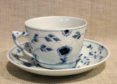 Bing & Grondahl Butterfly Cup Saucer - Sommerfugl