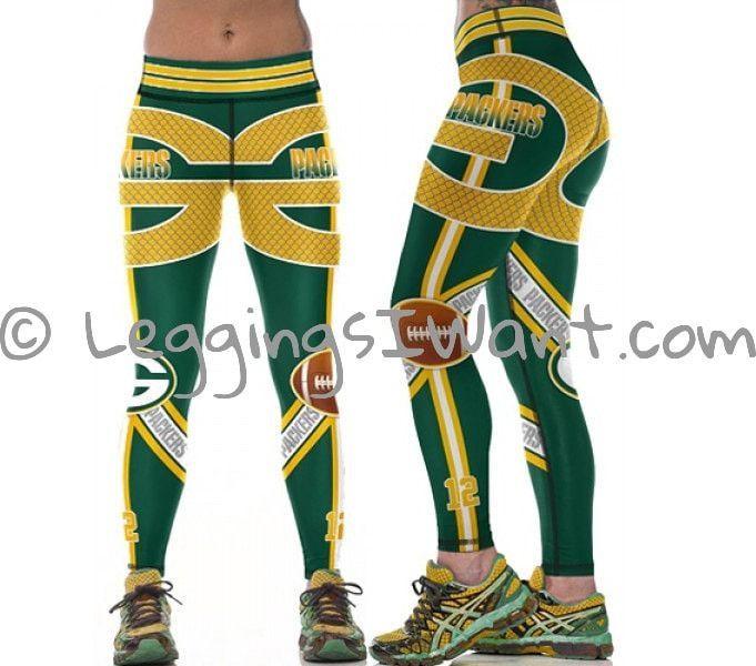 Green Bay Packers Leggings