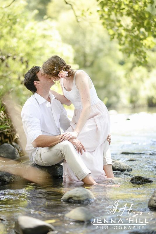 Engagements - Jenna Hill Photography