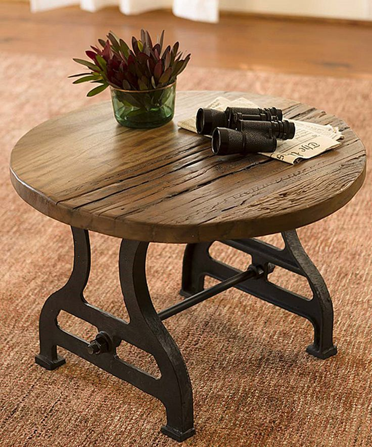 Take a look at this Birmingham Round End Table today!