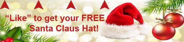 Saving 4 A Sunny Day: Free Santa Hat- Hurry!!!