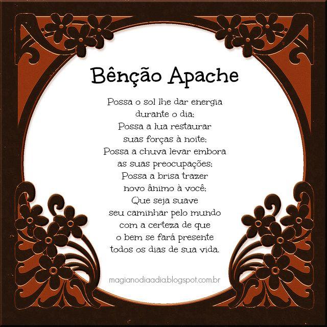 bênção apache