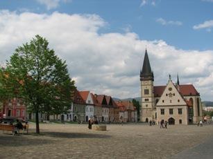 Bardejov Town Conservation Reserve, Town and District of Bardejov, Prešov Region, Slovakia. Inscription in 2000. Criteria: (iii)(iv)