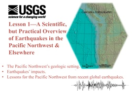 The USGS Earthquake Hazards Program is part of the National Earthquake Hazards Reduction Program (NEHRP), established by Congress in 1977. We monitor and report earthquakes, assess earthquake impacts and hazards, and research the causes and effects of earthquake.