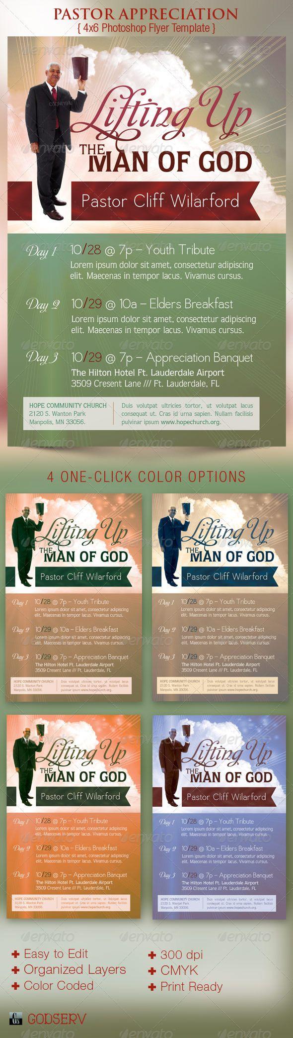 best ideas about christian flyer christian pastor appreciation church flyer template